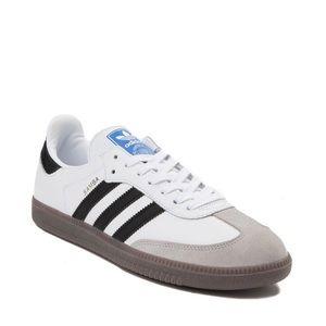 Samba Adidas - Worn once!
